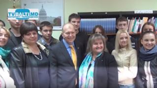 Посол США в РМ- У .Мозер посетил Бельцы