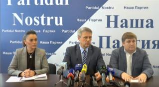 Ответ «Нашей Партии» на политические репрессии, организованные режимом Плахотнюка