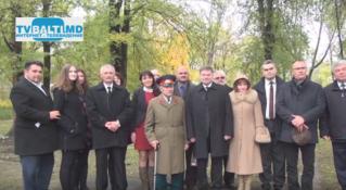 Венгерская делегация возложила цветы погибшим соотечественникам