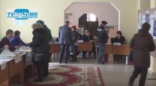 Результаты подсчета голосов «Выборы Президента РМ в Бельцах на 31 октября 2016