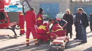 Консул Румынии был сбит в Бельцах на пешеходном переходе