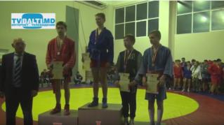 Республиканский турнир среди кадетов по самбо -2016 в Бельцах