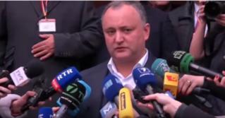 Игорь Додон проголосовал за лучшее будущее Республики Молдова
