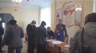 Результаты голосования 2 тура выборов Президента РМ 2016 на 21 00  в Бельцах. 13 11 16