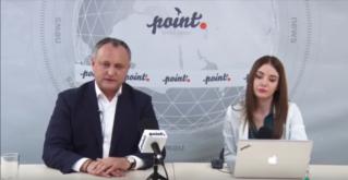 В воскресенье поставим точку на олигархах и начнем писать новую страницу в истории Молдовы
