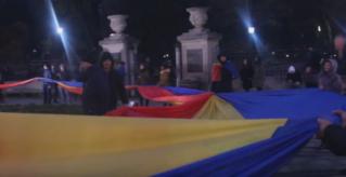 Протест 14 ноября 2016 года  в Кишиневе