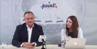 Додон: У президента Молдовы не должно быть двойного гражданства