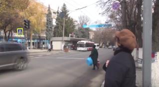 В полдень троллейбусы и светофоры не работали  в Бельцах