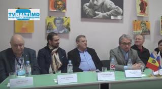 Пресс- конференция Российских звезд кино