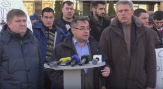 Режим Плахотнюка продолжает репрессии против «Нашей Партии» 18.11.2016