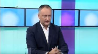 Игорь Додон осуждает политические репрессии в отношении активистов «Нашей Партии» (17.11.2016)