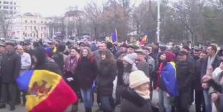 Провальный протест унионистов