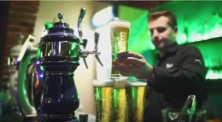 Carlsberg Grill Pub — самый хмельной паб в Бельцах!