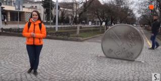 В Кишиневе появился памятник одному бану