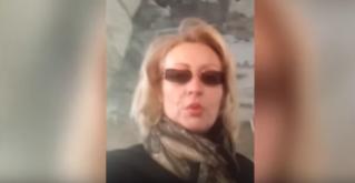 В соцсети опубликованы видео из здания в Страшенах, где найдено тело девочки