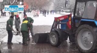 Снегоуборочная техника готова к неожиданным сюрпризам