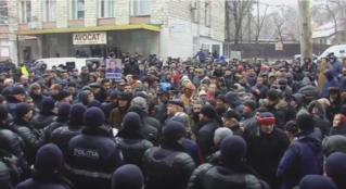 Резолюция митинга «Нашей Партии» против политических репресий 02.12.2016