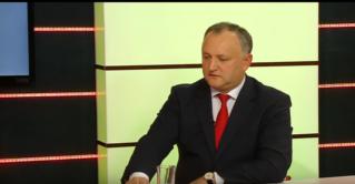 В новогоднюю ночь граждан РМ поздравит новоизбранный президент Игорь Додон