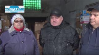 Помощь ветеранам Афганистана и Чернобыля от» Сперанса» на Новогодние праздники