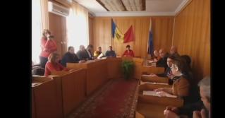 Встреча коалиции «Vocea Romilor» с представителями Примарии мун. Бэлць