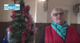 Новогоднее поздравление Р Черемуш -председателя общественной ассоциации»Сперанса»
