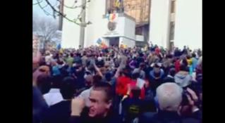 Revolutie IN Moldova