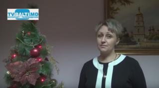 Новогоднее поздравление муниципального советника- С Урзановской
