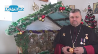 Поздравление с Рождеством протоиерей Виталий церковь Всех Святых