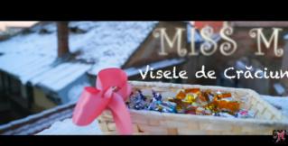Поздравление с Рождеством от Miss M — Visele de Craciun (official video)