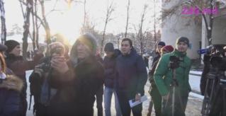 "Flashmob: ""Macaroane pentru Igor Dodon"". Reacția administrației Prezidențiale"