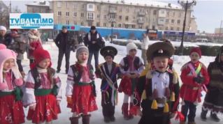 Поздравление со Стурзовки с праздником Святого Василя