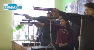 Отделение пулевой стрельбы получило в дар от Р Усатого пневмотические пистолеты