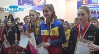 Рождественский турнир по настольному теннису памяти В. Даскал