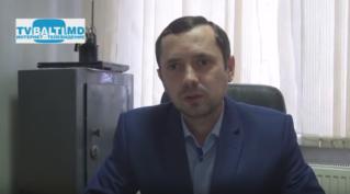 Октавиан Гайвас- новый директор СДЮШОР- 2 Бельцы