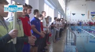 Турнир Чемпионата РМ по плаванью среди кадетов» Веселый дельфин «