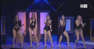 Red Lips — Kill for me (Eurovision Moldova 2017)