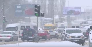 В Молдову идут морозы до -20С°