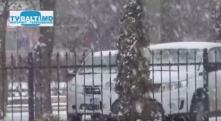 МЧС предупреждает о снежных заносах на дорогах