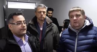 """""""Наша Партия"""": Суд перешёл на сторону прокурора-марионетки Плахотнюка"""