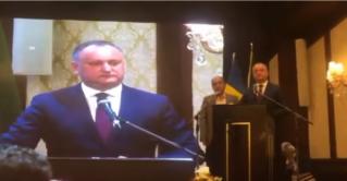 Президент РМ Игорь Додон на открытии чемпионата мира по шахматам среди женщин в Иране