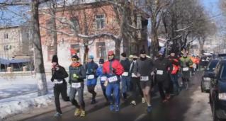 В Молдове стартовала ультрамарафонская эстафета