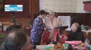 Ветераны: Афганистана, Чернобыля, Приднестровья- получили от» Сперанца»- подарки 19 02 17
