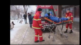 Из Бельц в столицу SMURD доставил мужчину 85 лет