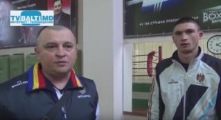 А. Санжура завоевал путевку на Чемпионат Европы по боксу
