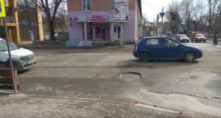 Обычный день бельцких автомобилистов