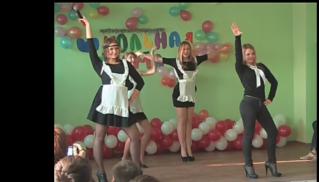 Конкурс моделей школьной формы  лицея Д.Кантемира Бельцы