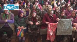Общественная организация «Сперанца» к 8 марта дарит женщинам подарки 06 03 17
