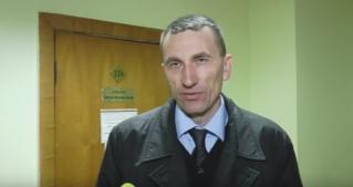 Судебное заседание по делу лидера «Нашей Партии» Ренато Усатого.