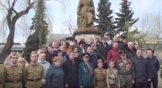 73 годовщина освобождения Бельц