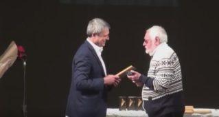Премии ведущим театральным деятелям вручены от имени Ренато Усатого на «Гала премий UNITEM-2017»